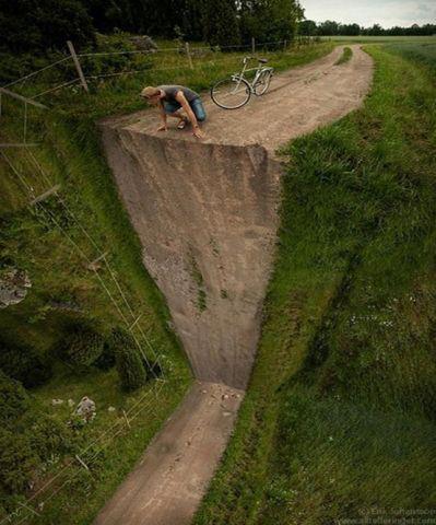Best steil hier...