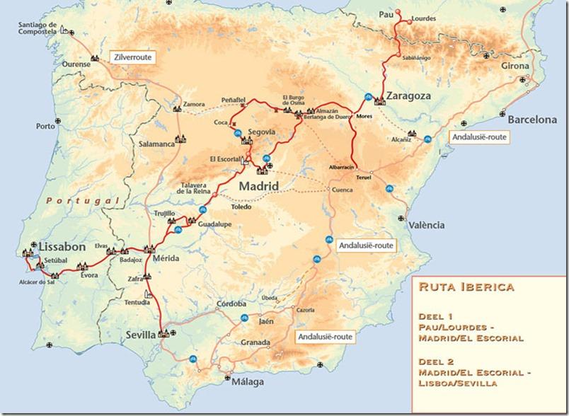 ruta iberica